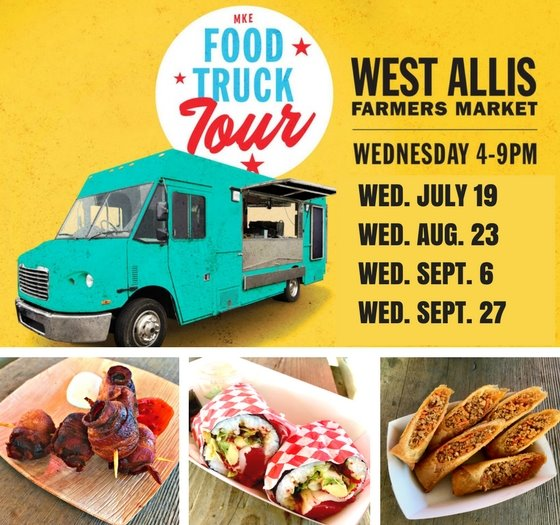 MKE Food Truck Tour