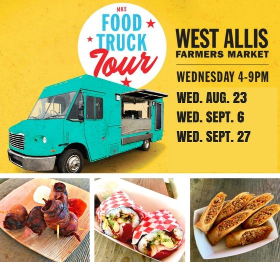 Food Truck Tour August