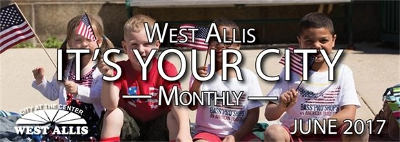 It's Your City Monthly Header