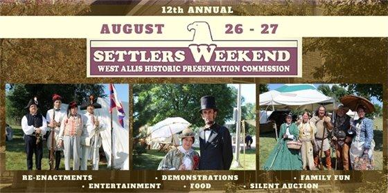 Settlers Weekend