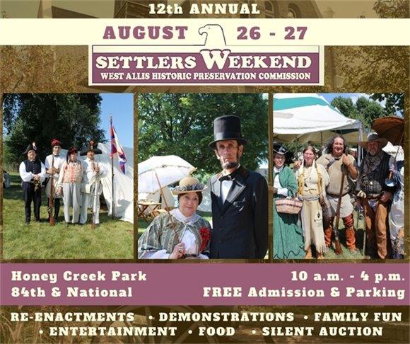 Settlers Weekend 2017
