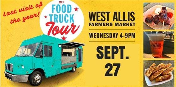Milwaukee Food Truck Tour