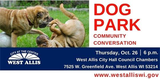 Dog Park Meeting Photo