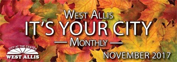 November West Allis Newsletter