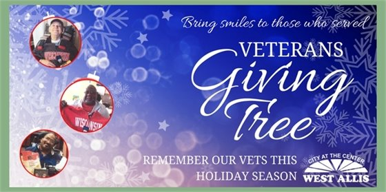 Veterans Giving Tree