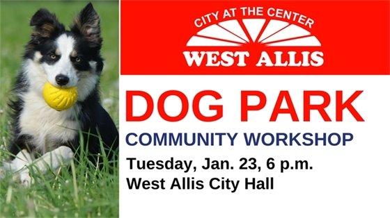 Dog Park Workshop
