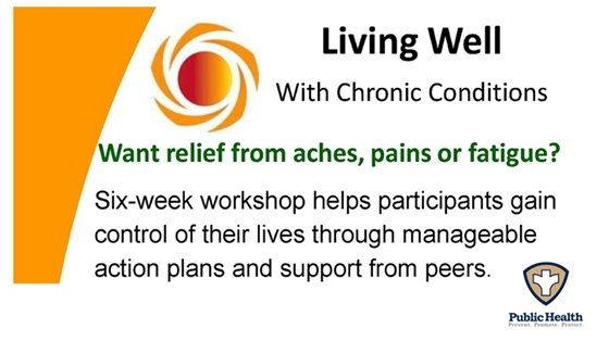 Living Well w Chronic Conditions