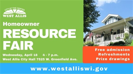 Homeowner Resource Fair