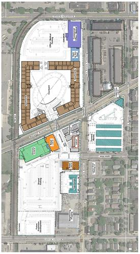 Site Redevelopment Plan
