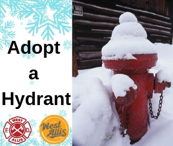 Adopt a Fire Hydrant
