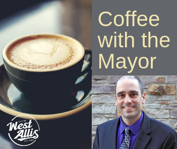 Coffee with the Mayor Photo