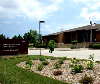 Photograph of West Allis Police Department