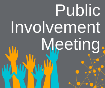Public Involement Meeting Graphic