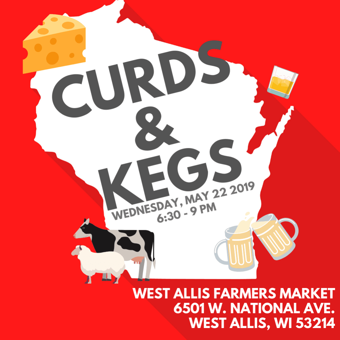 Curds and Kegs News Flash