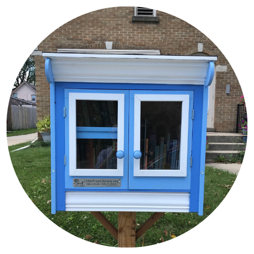 Little Free Library Photo in West Allis