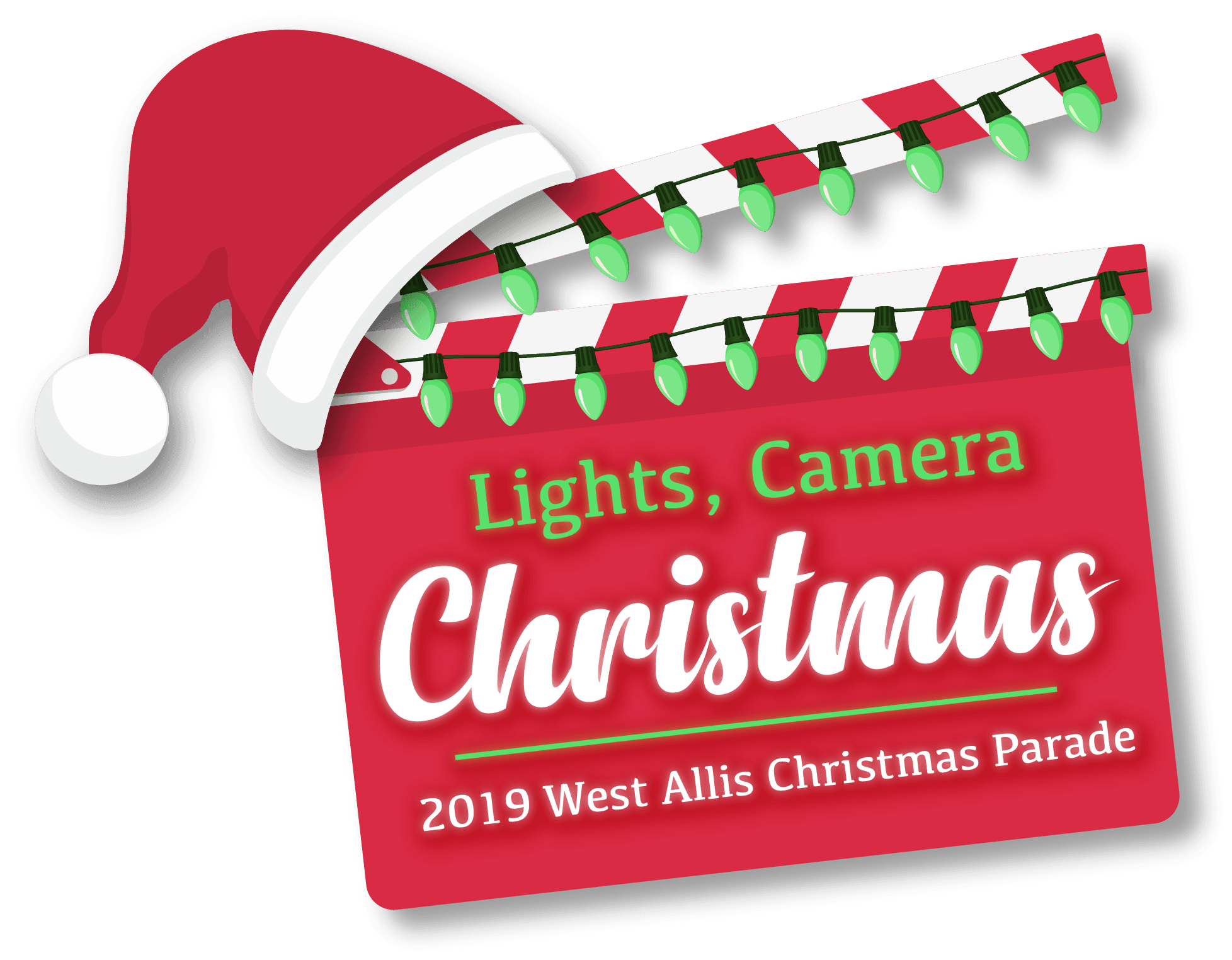 2019 Christmas Parade Logo