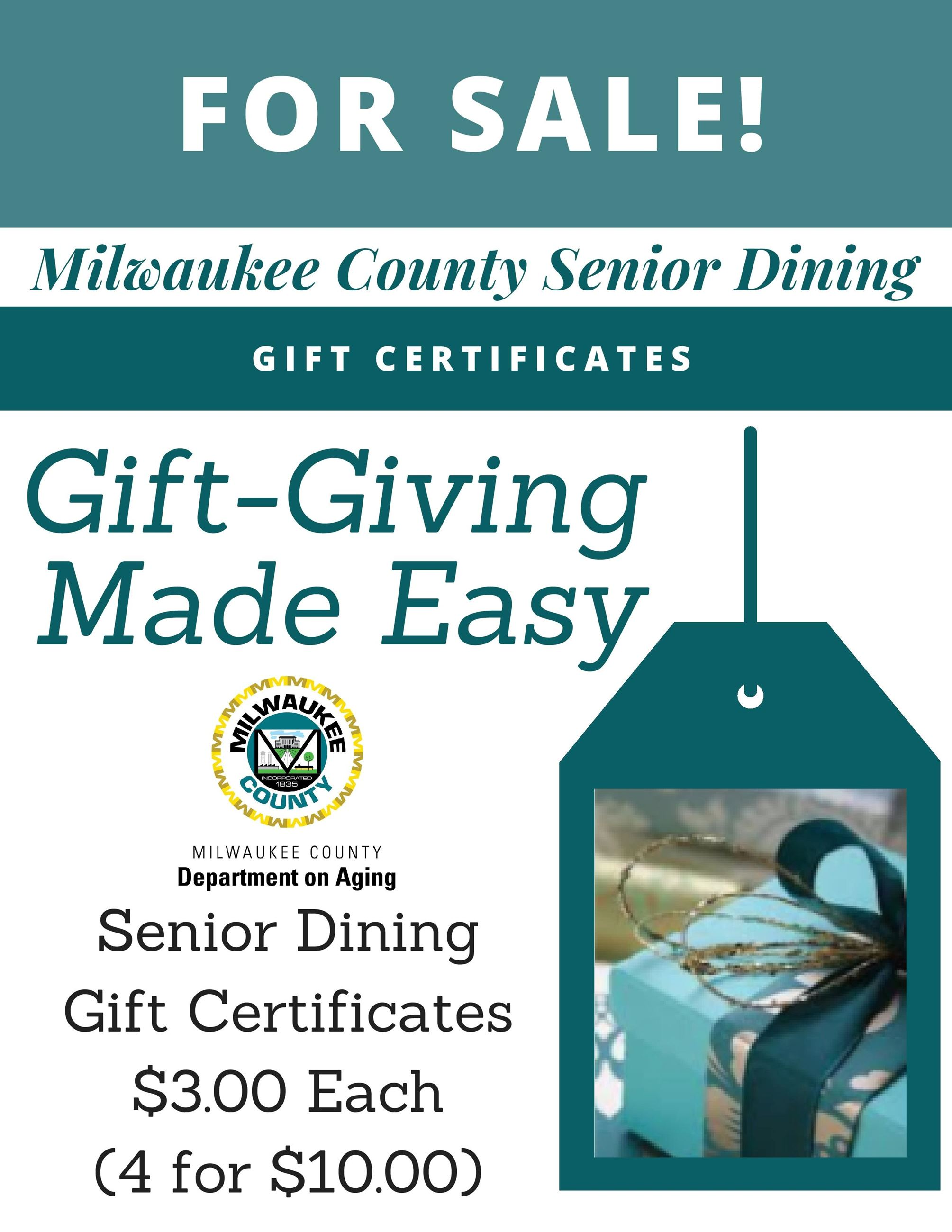 2019 Gift Certificates Flyer fb
