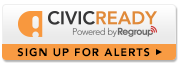 CivicReady - Sign up for Alerts
