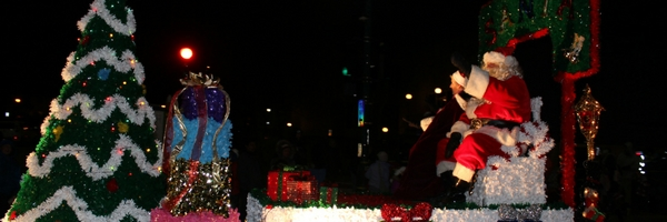 West Allis Christmas Parade